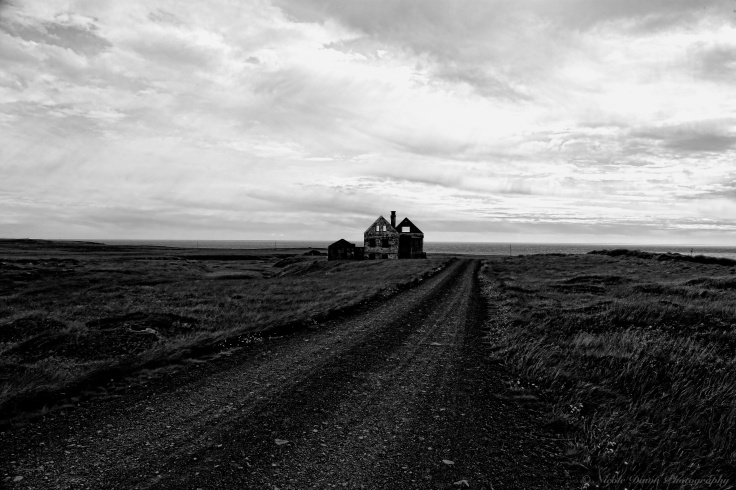 Abandoned Farm - Snafellsesness