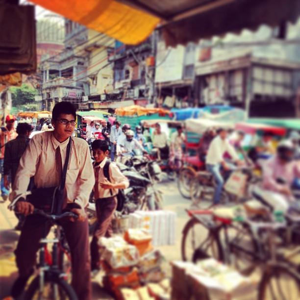 Old Delhi Craziness